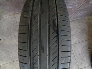 CONTINENTAL CONTI SPORT CONTACT 5 (AO) 255/45 R19 104Y