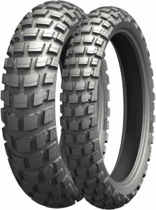 MICHELIN 130/80-17 ANAKEE WILD R 65R DOT2016
