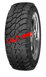 Nereus NS523 265/75 R16 123/120Q DOT 2017