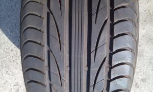 SEMPERIT SPEED-LIFE 235/40 R18 95W