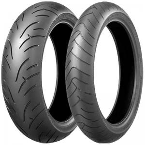 BRIDGESTONE 120/70 ZR17 BT023F 58W