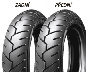 MICHELIN 100/80-10 S1 53L DOT16