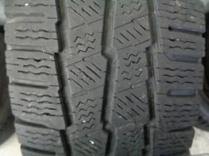 MICHELIN Agilis Alpin 215/65 R16C