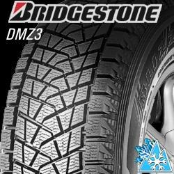 Bridgestone DMZ3 225/70 R15 100Q DOT 2012