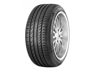 Continental ContiSportContact 5 FR 235/40 R19 92V  DOT 2013
