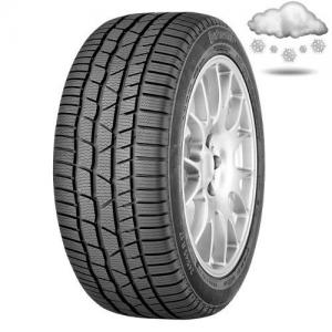 Continental ContiWinterContact TS830P 235/55 R17 99H  DOT 2012