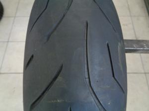 BRIDGESTONE BATTLAX HYPERSPORT S20R 160/60 R17