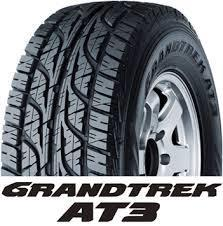Dunlop Grandtrek AT3 OWL 225/70 R15 100T DOT 2009