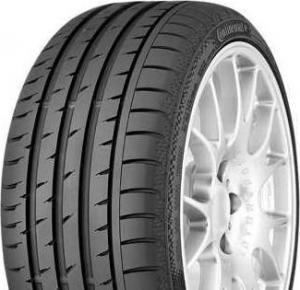 Continental ContiSportContact 3 SSR * 275/40 R18 99Y  DOT 2016
